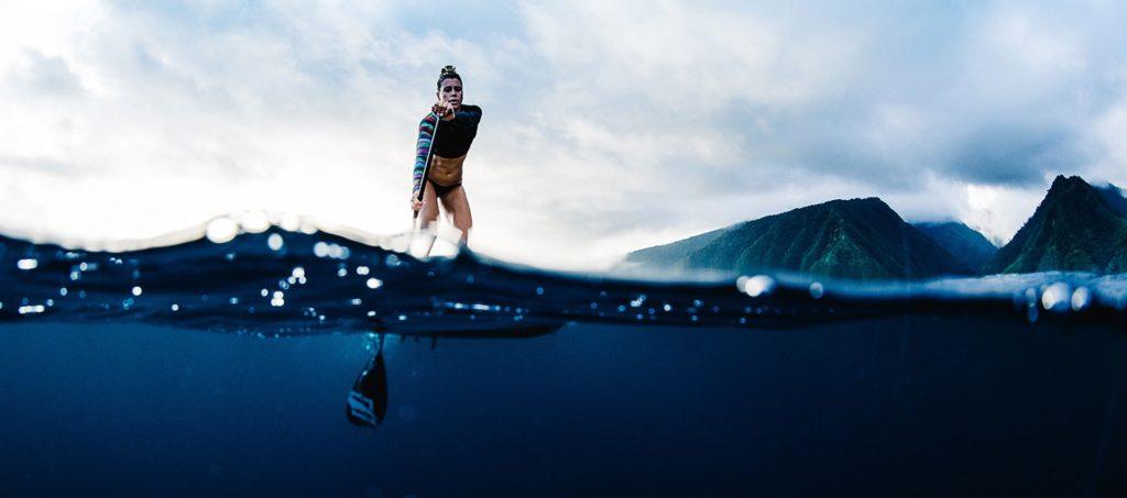 pádlování paddle board