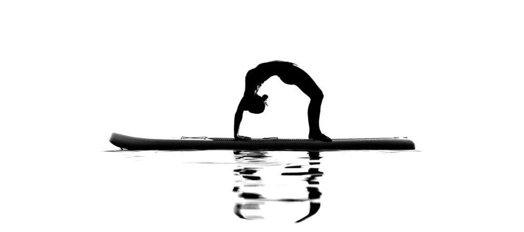 joga paddleboarding