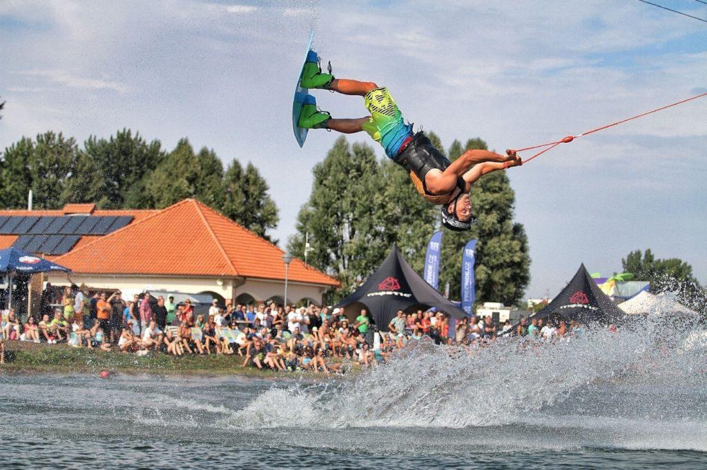 wakeboarding - jadrný merkur