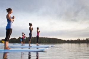 joga paddleboard