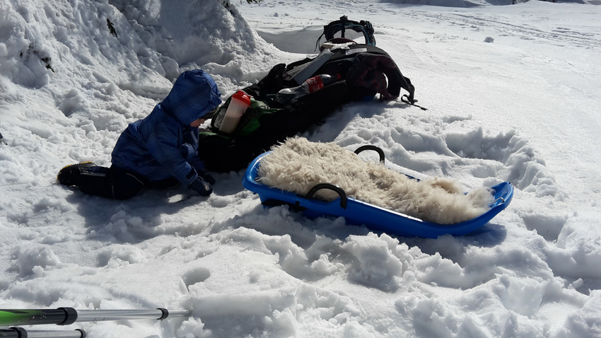 snowkiting martinky 2018