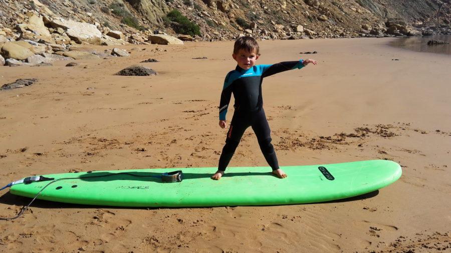 surfařovi se tam líbilo