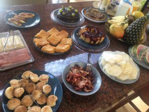 jídlo shambala