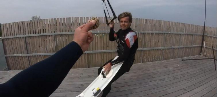 Nick Jacobsen North Kiteboarding Mystic