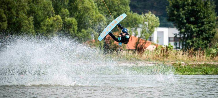 krčmová - wakeboarding