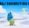 kurz snowkitingu soutěž